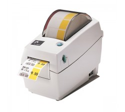 Принтер этикеток Zebra LP-2824 plus (без коробки, полный комплект)
